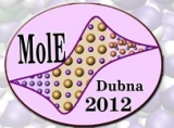 "International Conference ""Molecular aspects of solid state and interfacial electrochemistry (MolE)"", Dubna, August 26-31, 2012"