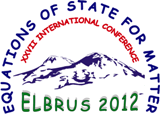 XXVII International Conference on Equations of State for Matter